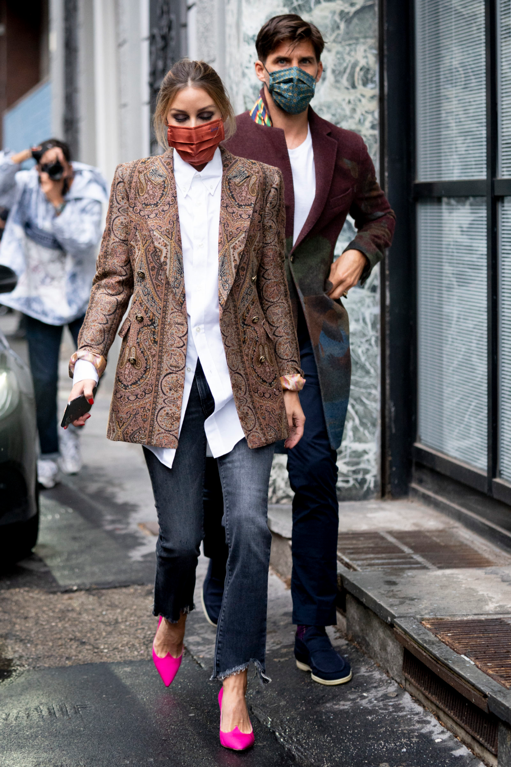 The Best Street Style Looks from Milan Fashion Week Spring 5