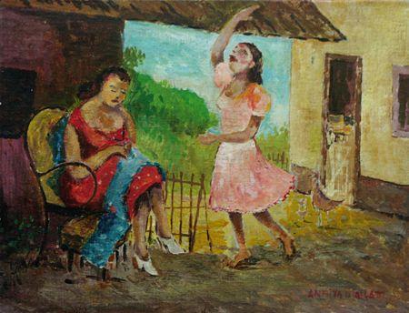 Pinturas De Anita Catarina Malfatti Com Imagens Producao De