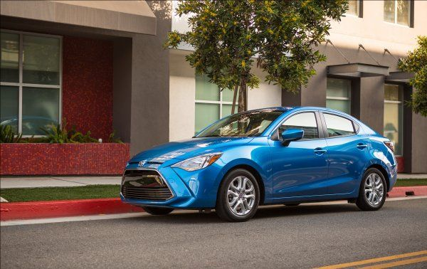 The 2016 Scion Ia Is A Game Changing New Subcompact Scion Family Cars Suv Subcompact