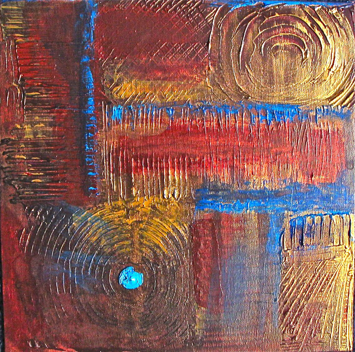 Abstract acrylic inspiration with images abstract