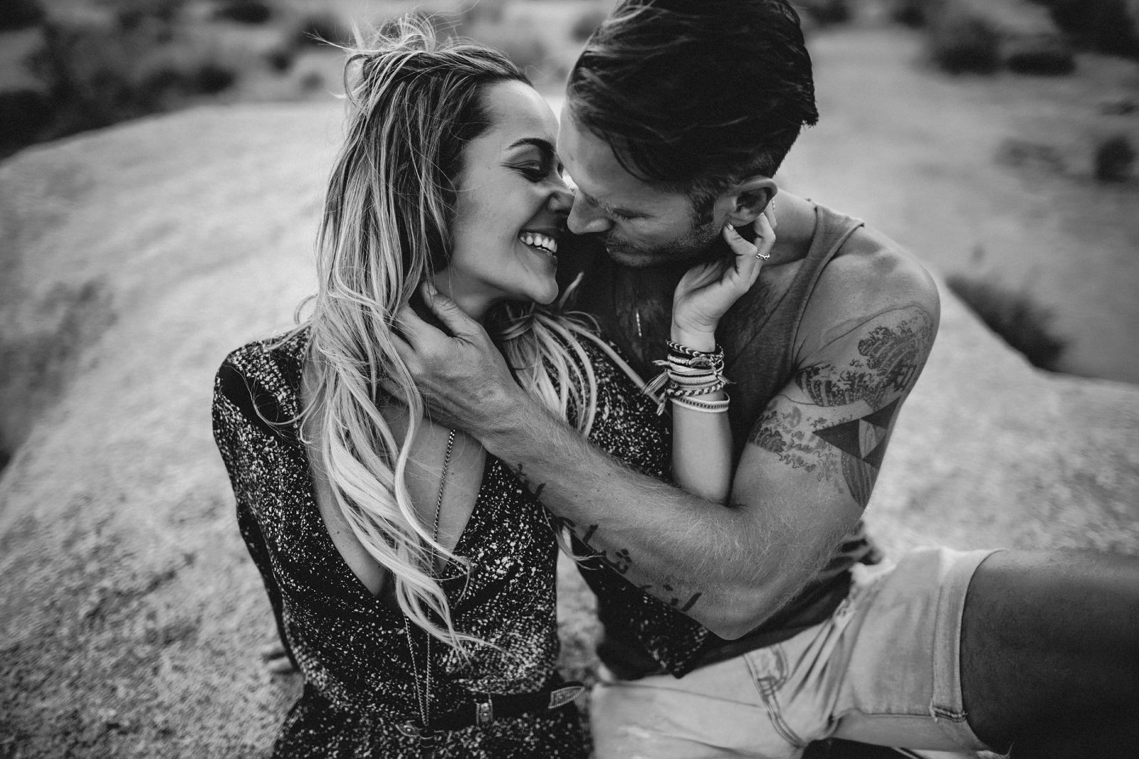 The Most Stunning Engagement Photos We've Seen All Year - HarpersBAZAAR.com