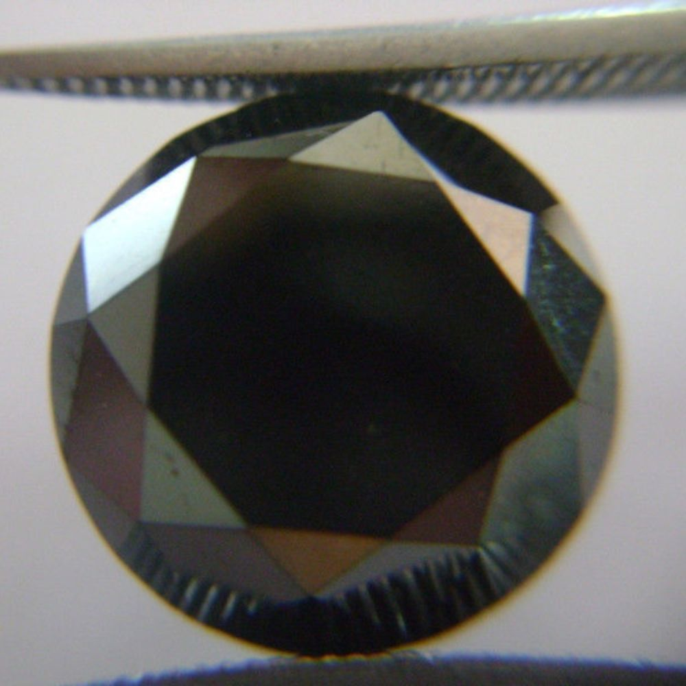 Pin On Natural Black Loose Diamond