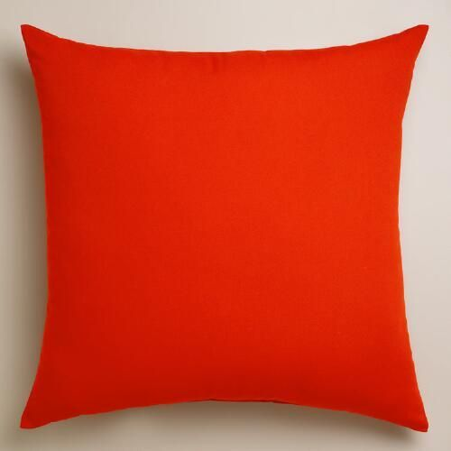 Can I Match An Accent Chair To My Throw Pillows: One Of My Favorite Discoveries At WorldMarket.com: Orange