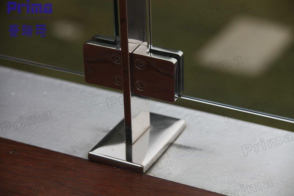 framless glass railing designs for balcony - Google Search