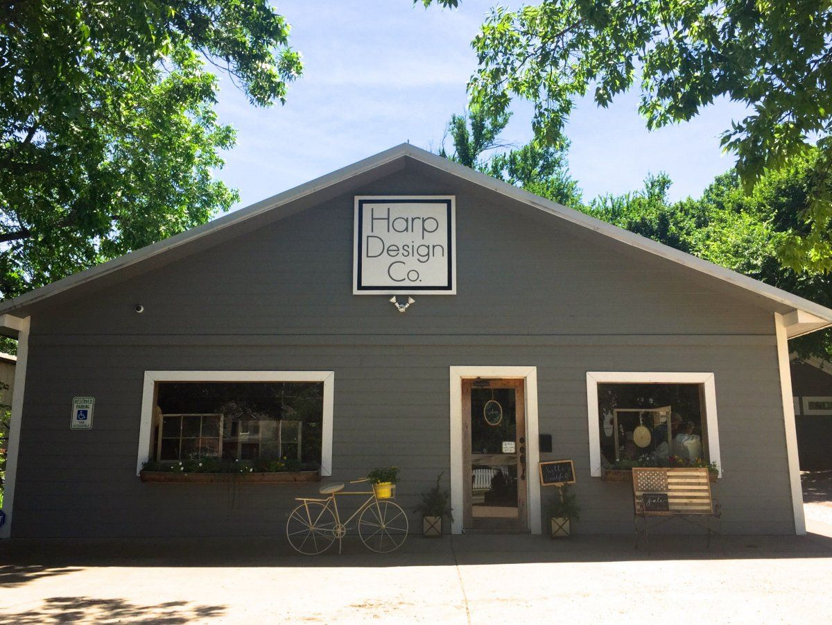 After Magnolia Market It Made Sense To Go See Clint Harp S Woodworking Is Often Featured On Fixer Upper As Joanna Goes Him For Custom