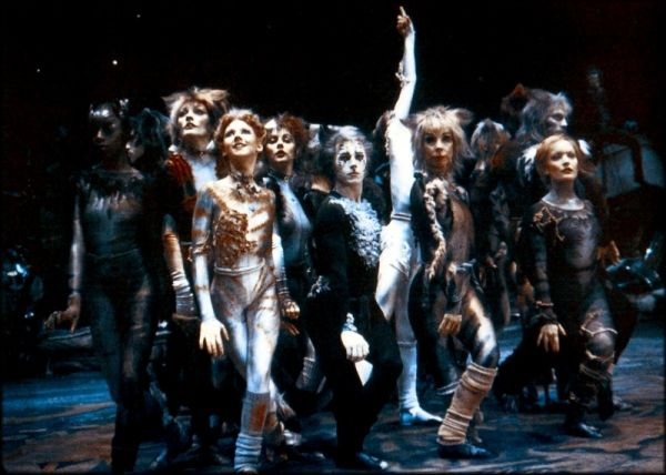 Cats Original London Cast Cat Costumes Jellicle Cats Pop Culture