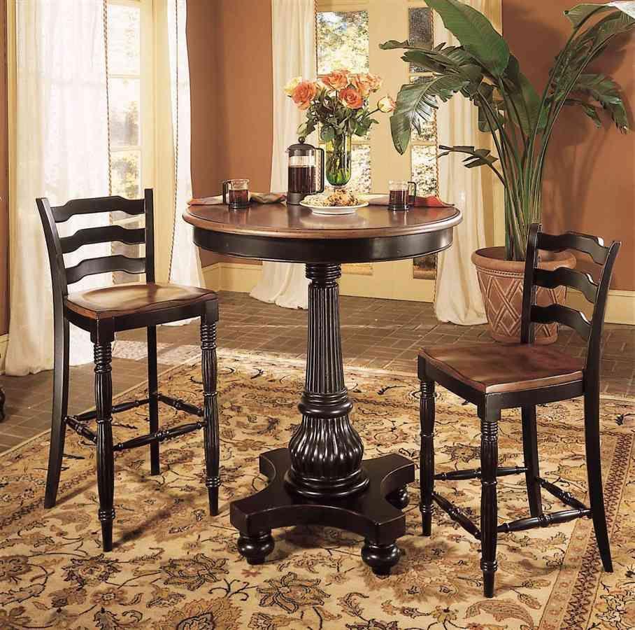 Hooker Furniture - Indigo Creek 3 Pc Pub Table Set & Hooker Furniture - Indigo Creek 3 Pc Pub Table Set | Combine ...