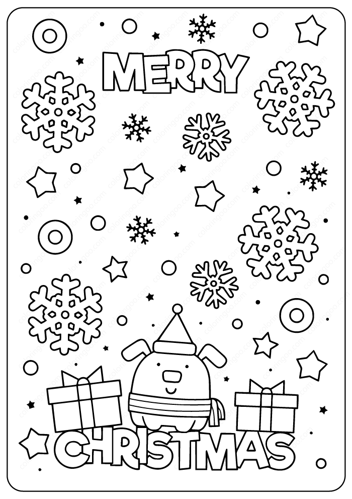 Printable Merry Christmas Coloring Pages Merry Christmas Coloring Pages Christmas Coloring Pages Christmas Colors
