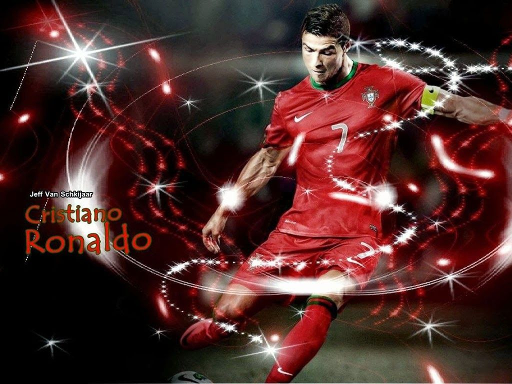 Wallpapers Cristiano Ronaldo  Selección de Portugal Real