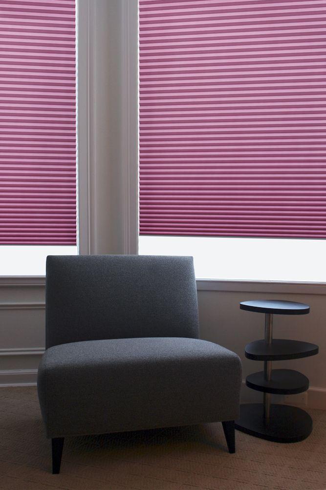 rosa sensuna® Plissee nicht nur für\u0027s Wohnzimmer WOHNZIMMER
