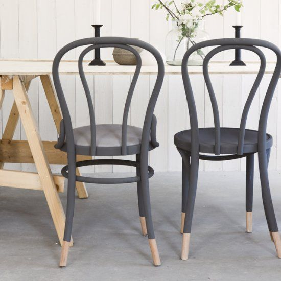 How To Paint Furnitures With Anne Sloan Chalk Paint. Step By Step Pictures.  In