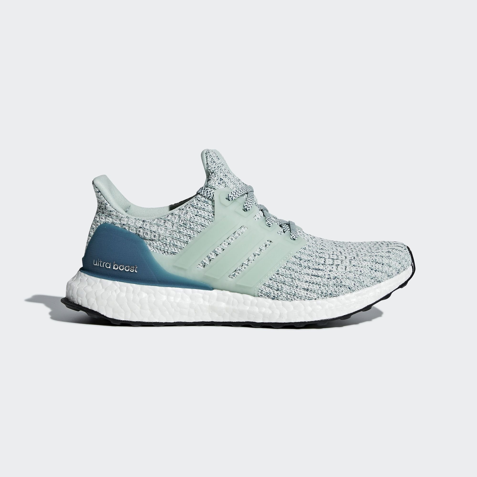 Shop the Ultraboost Shoes - Green at