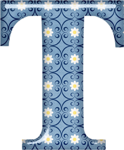 Blue 6   Алфавит