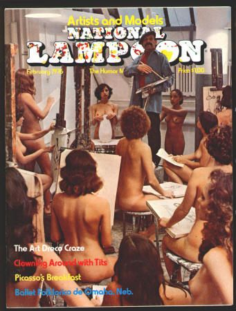 National lampoon tits