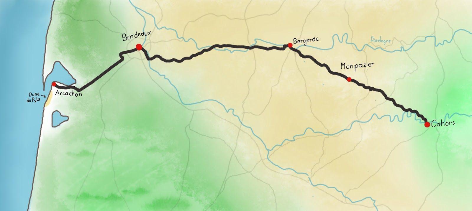 Vom Perigord Nach Arcachon Und Bordeaux Reisen Bordeaux Ausflug