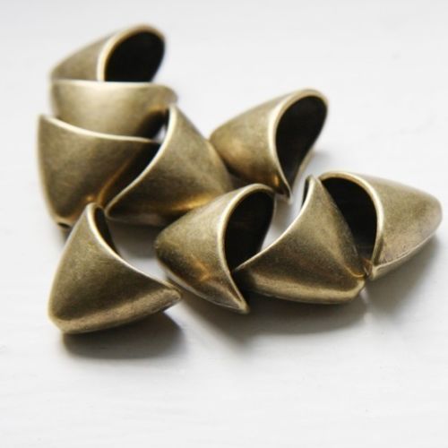 6pcs-Antique-Brass-Tone-Base-Metal-Cones-20x16x12mm-9383Y-K-97B