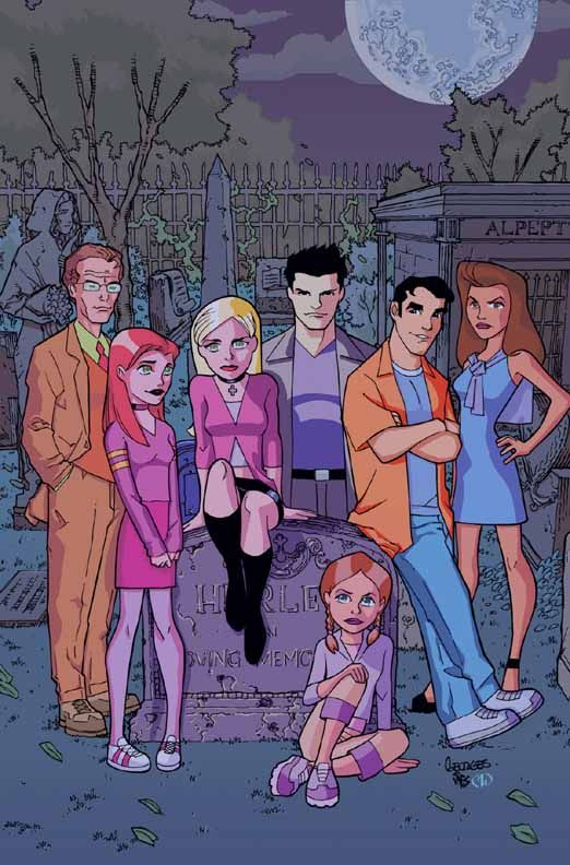 Scoobies.