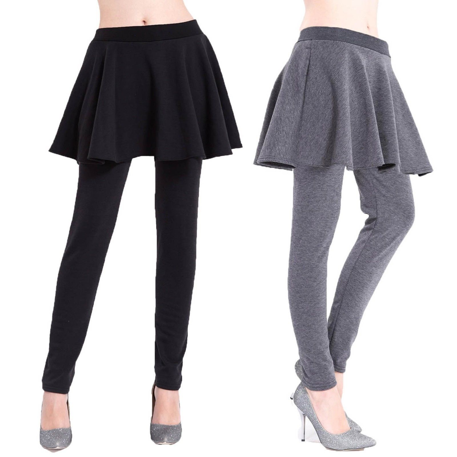 Fashion Skirt-designed Leggings