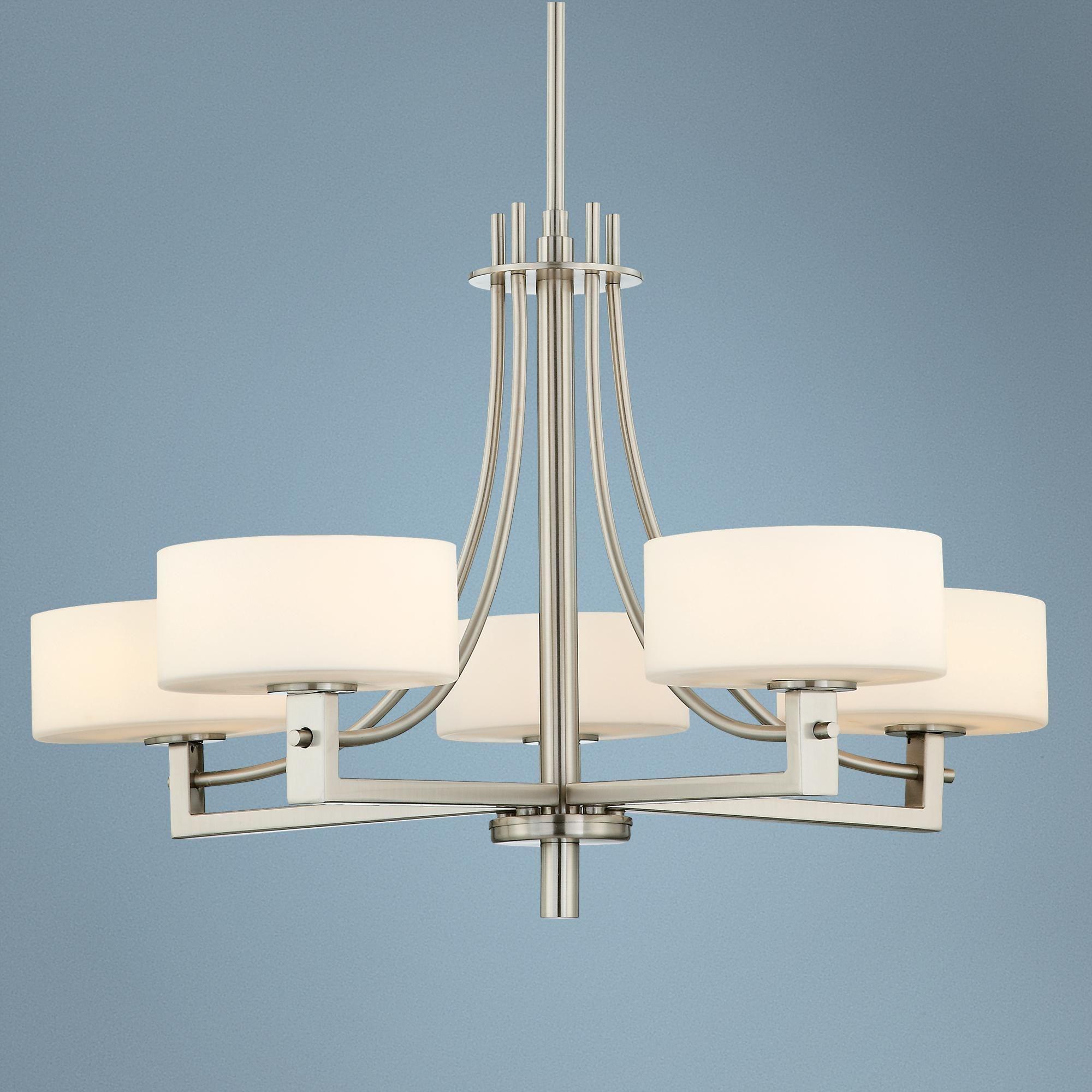 possini euro lighting. Euro Design Lighting. Possini Frosted White Glass 5-Light Chandelier Lighting P