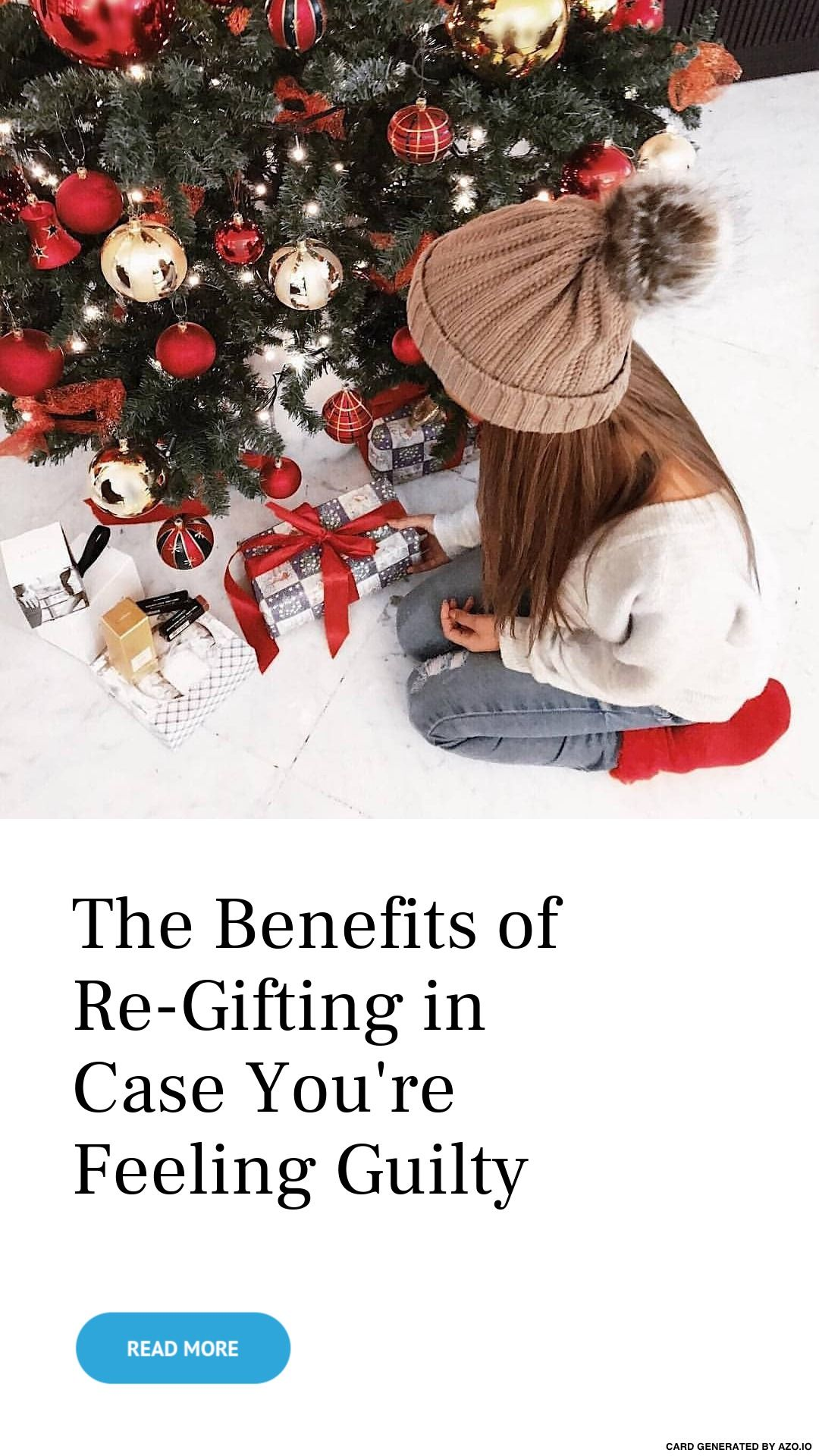 The Benefits Of Re Gifting In Case Youre Feeling Guilty
