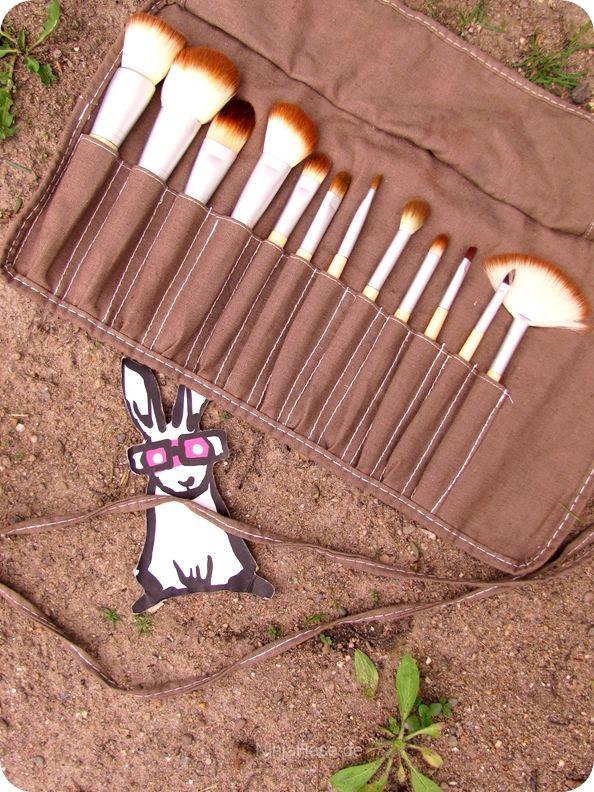 Zoeva Bamboo Set... I need new brushes... Beauty shop