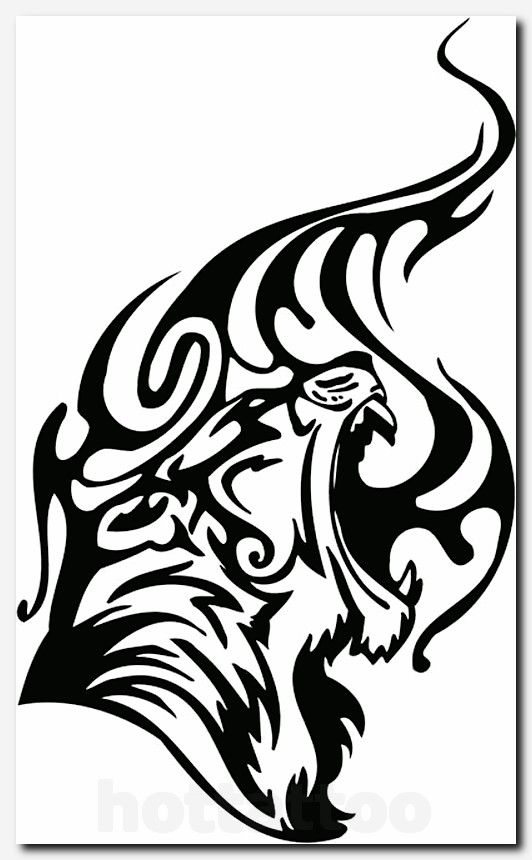 25 best ideas about tribal tiger tattoo on pinterest