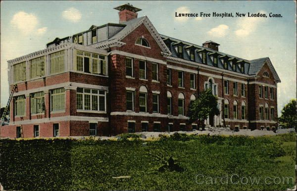 Lawrence Free Hospital New London Connecticut.  Where my daughter was born.