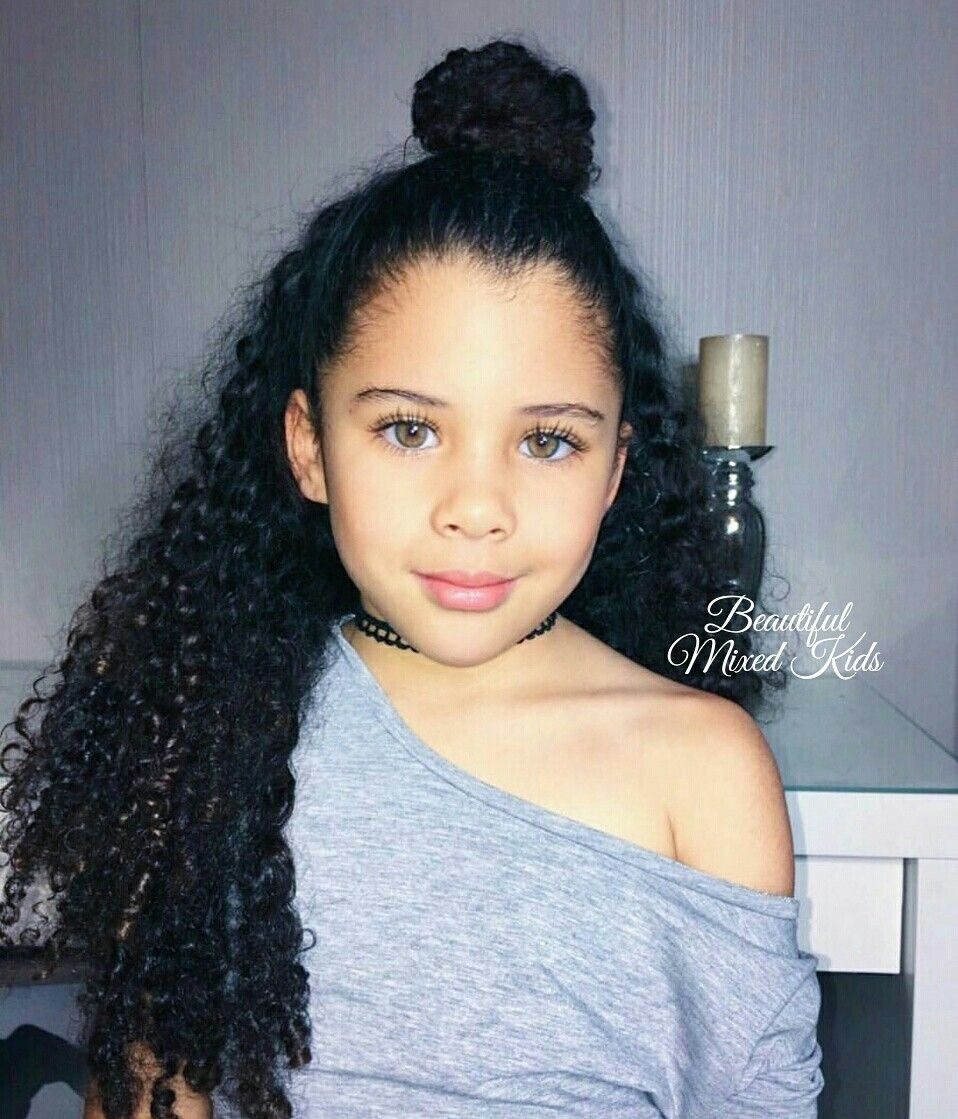 Celina 5 Years German Amp Cape Verdean Beautiful Mixed