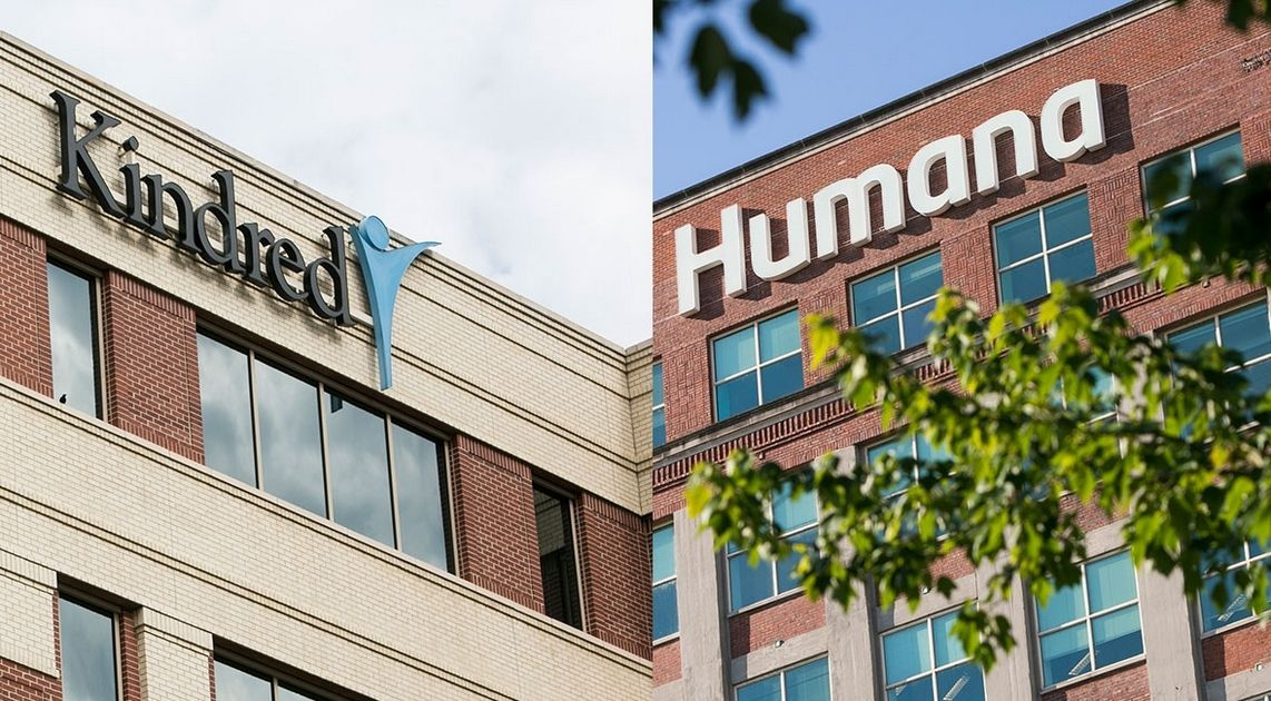 Rumored HumanaKindred deal would bolster homebased care