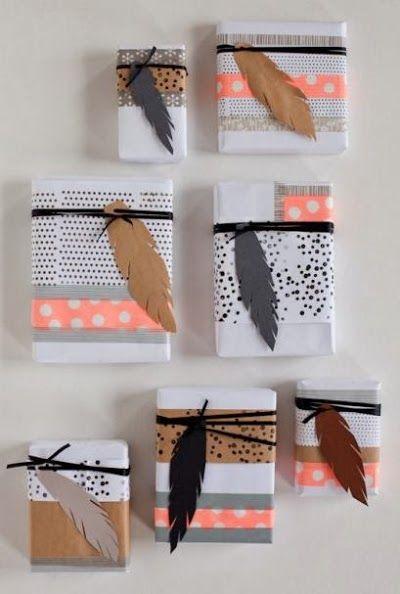 Envolver #regalos de forma original ¡Sorpresa! Cuumulo - envoltura de regalos originales