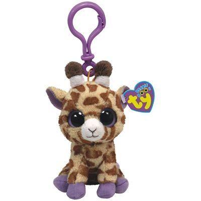 fb296e12dc4 Ty Beanie Boos - Safari-Clip the Giraffe by Ty