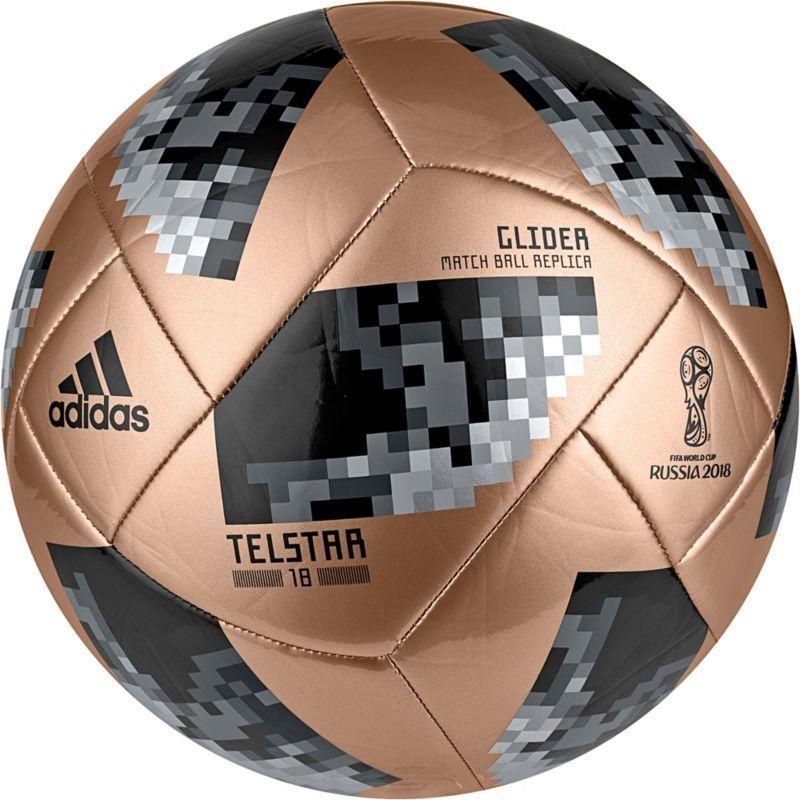 adidas 2018 Fifa World Cup Russia Telstar Glider Soccer Ball e386726c35448