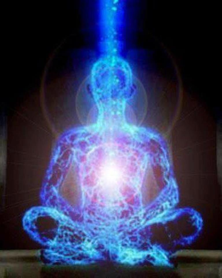 how to get spiritual power through meditation
