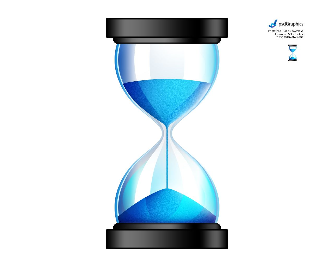 Glossy Hour Glass Icon Psd Free Free Psd Icons At Download Free Psd Files Hourglass Sand Clock Psd Icon