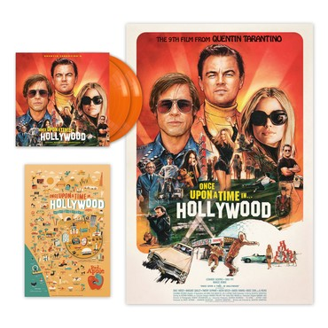 Various Once Upon A Time in Hollywood LPx2