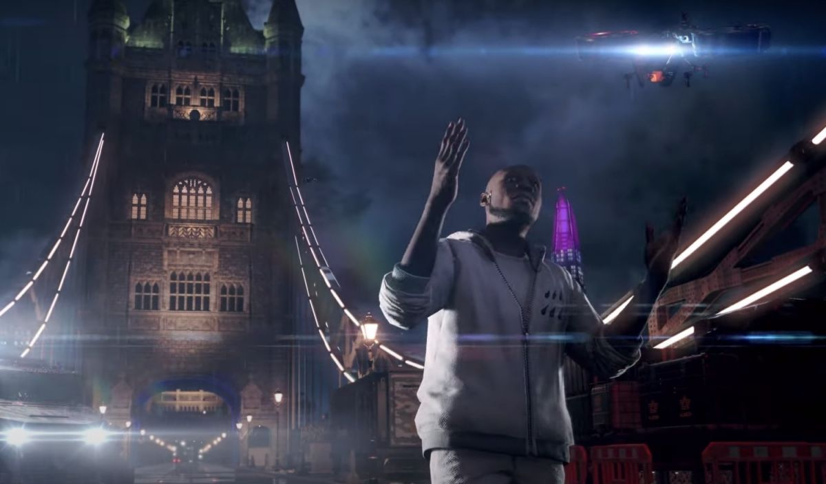 Stormzy Has His Own Mission In The New Watch Dogs Legion Game In 2020 Watch Dogs Legion Game Legion