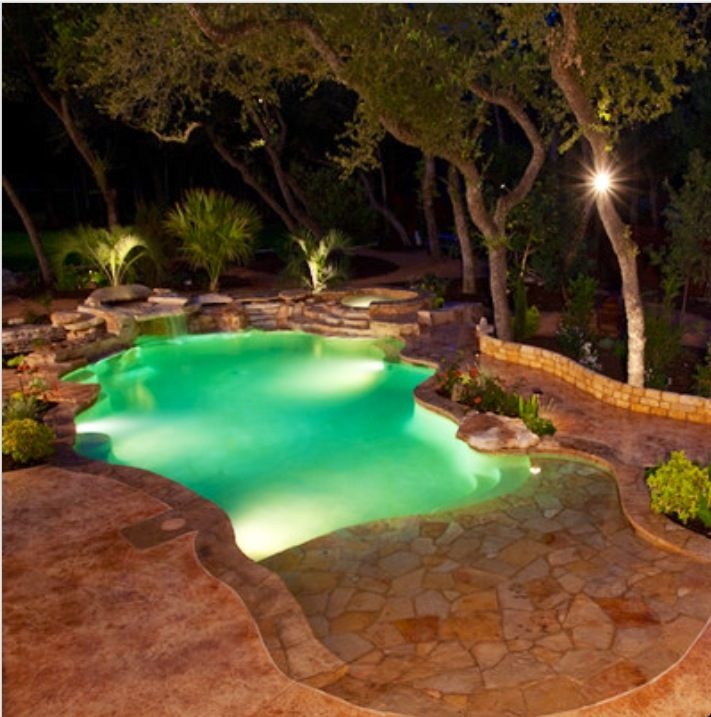 Pinterest for Nice small pools