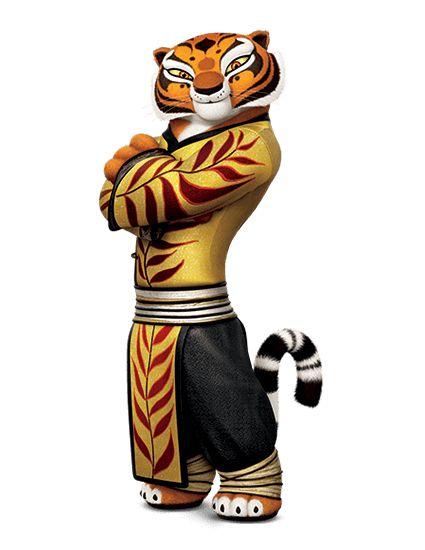 TV & Movie Character Toys Tigress Kung Fu Panda
