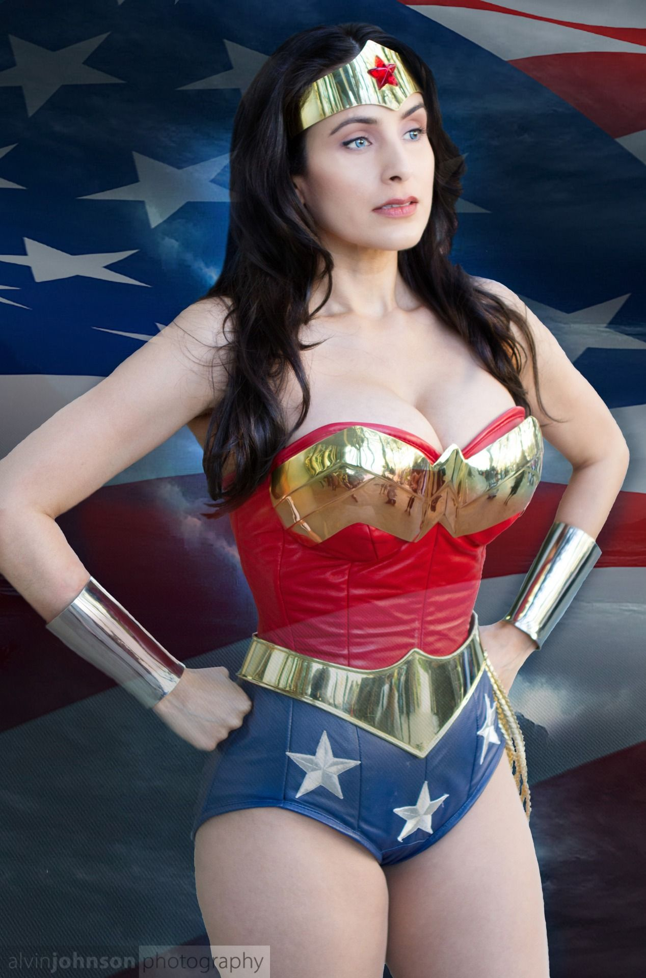 Women of Comicbook Cosplay : Photo