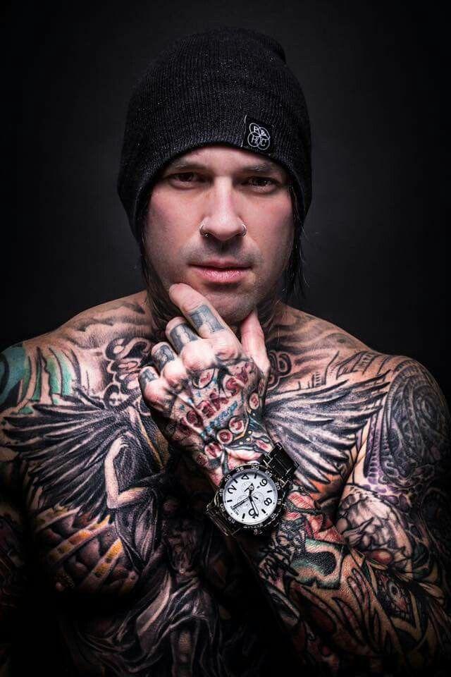 44d5a2a64eb Steve Gehrke Tattoos For Guys
