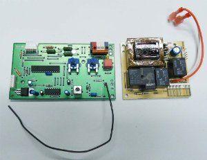 Sears Craftsman 41a5483 5c Receiver Logic Board By Liftmaster 72 95 Sears Craftsman Replacement Receiver Logic Board