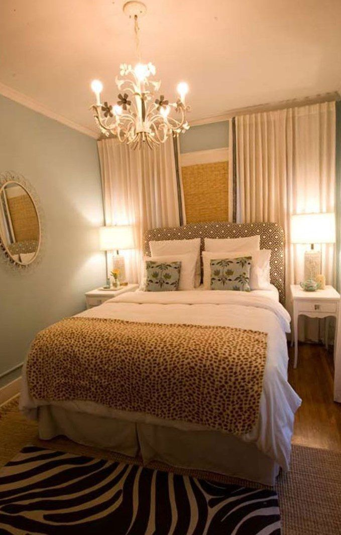 20 gorgeous small bedroom ideas that boost your freedom - Small bedroom ideas for couples ...