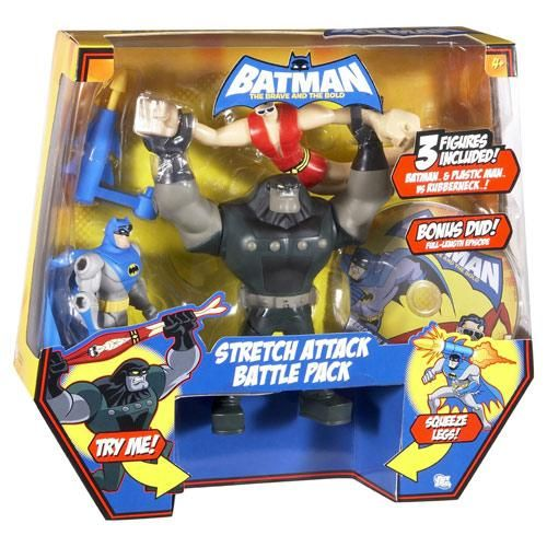 Batman The Brave And The Bold Stretch Attack Battle Pack 29 99