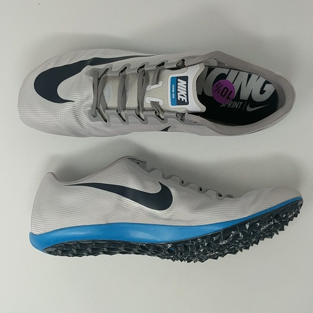 f8d7fad9e2a8 Nike Zoom 400 Running Track Shoes Sz 10.5 New AA1205-004 in 2019 ...