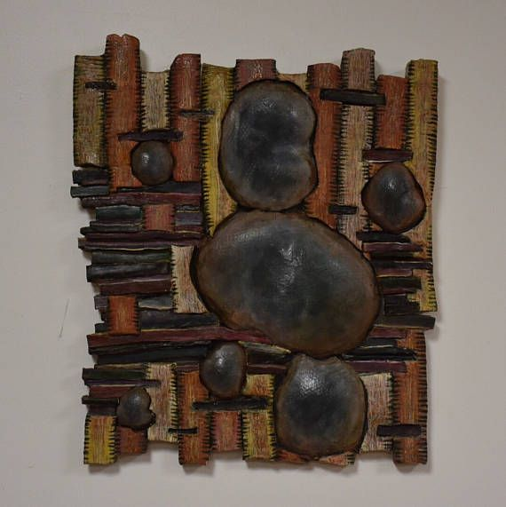 Brutalist Wall Art | mod art objects | Pinterest | Brutalist and Walls