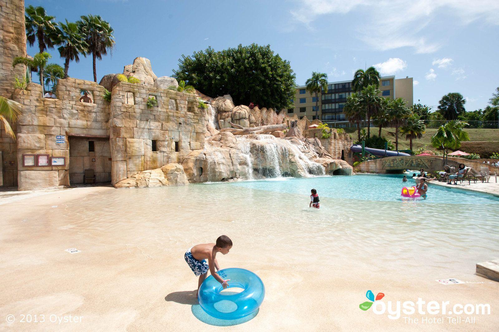 Puerto rico vacations pool at the mayaguez resort for Puerto rico vacation ideas