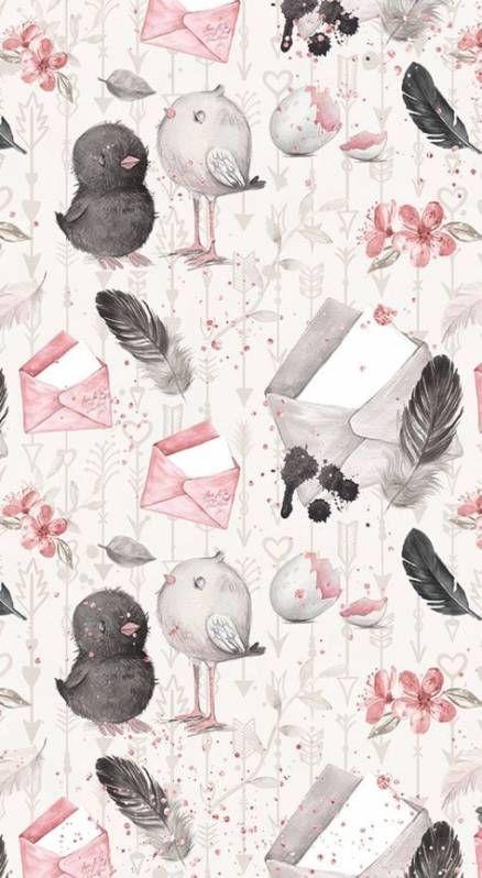 Bird illustration pattern ideas 57+ ideas