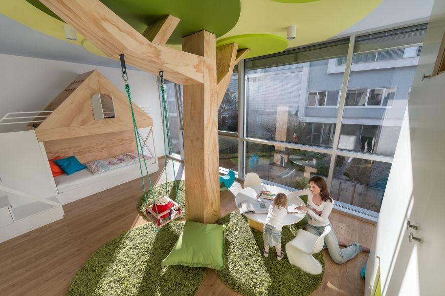 Detská izba pod stromom, Bratislava | RULES Architekti