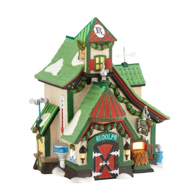 The Reindeer Stables, Rudolph