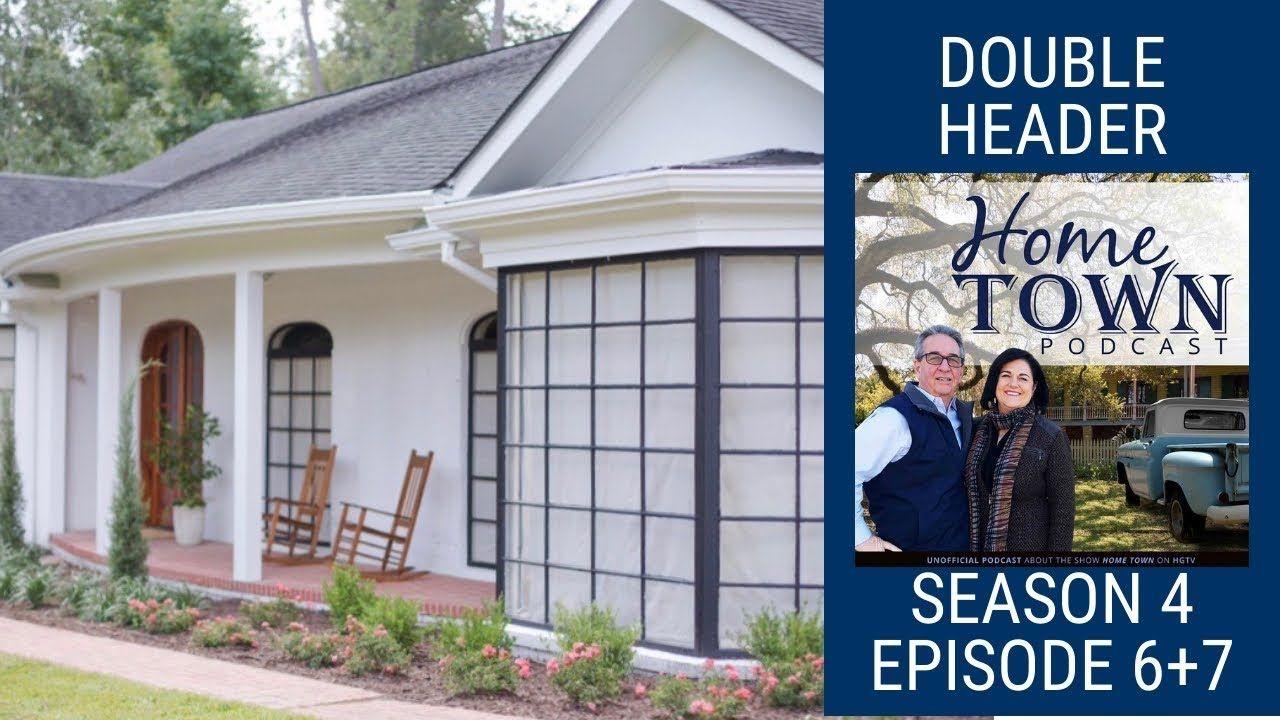 Hometown Podcast Double Header Season 4 Episode 6 7 Hometown Double Header Podcasts